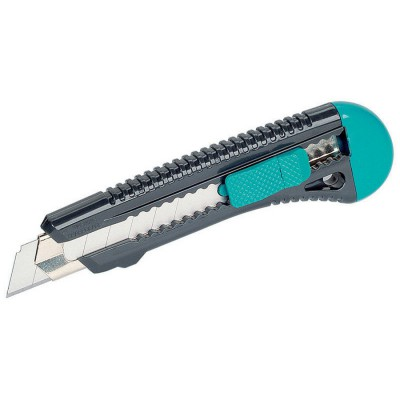 Nóż lekki z ostrzem 18 mm WOLFCRAFT (nr kat. 4146000)