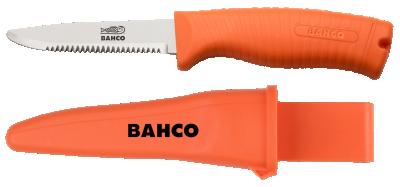 Nóż ratowniczy niezatapialny fluorescencyjny BAHCO (nr kat. 1446-FLOAT)