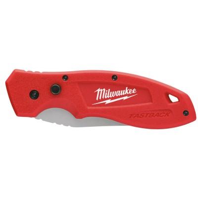 Nóż składany kieszonkowy FASTBACK™ MILWAUKEE (nr kat. 48221990)