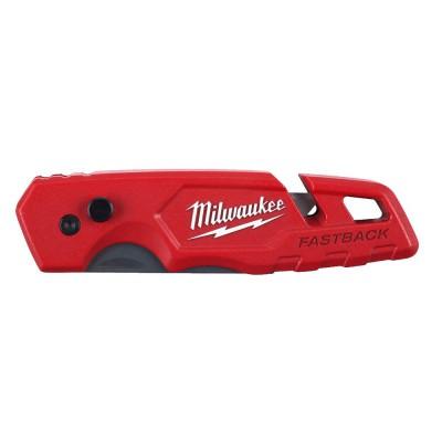 Nóż trapezowy metalowy FASTBACK MILWAUKEE (nr kat. 4932471357)