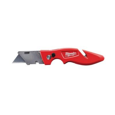 Nóż trapezowy z mechanizmem cofającym MILWAUKEE (nr kat. 4932471360)