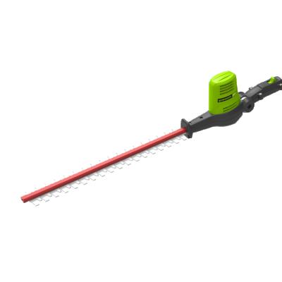 Nożyce do żywopłotu na wysięgniku akumulatorowe 60V GREENWORKS (nr kat. GD60PHT)