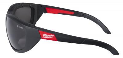 Okulary ochronne przyciemniane MILWAUKEE (nr kat. 4932471882)