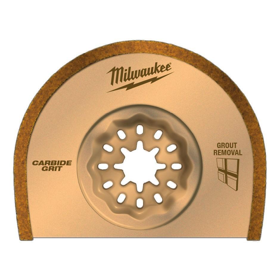 Ostrze z węglikiem do usuwania fug 75 x 1,2 mm do multinarzędzia MILWAUKEE (nr kat. 48906050)