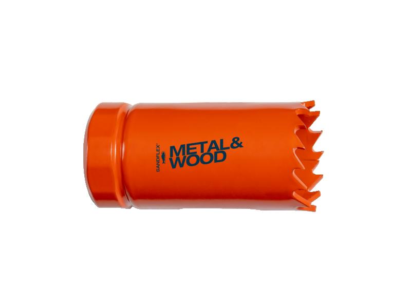 Otwornica bimetalowa fi 22 mm Sandflex Bahco (nr kat. 3830-22-VIP)