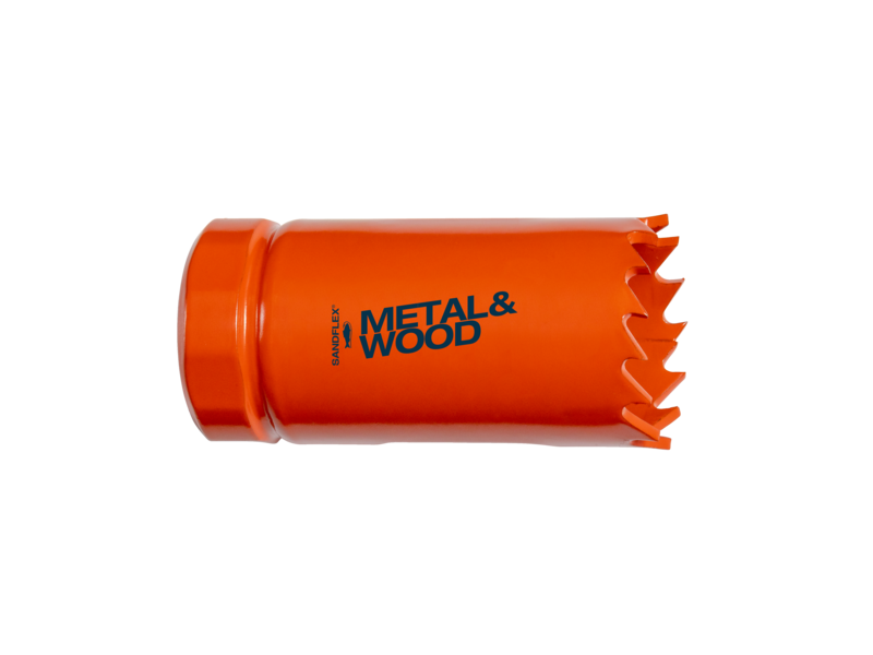 Otwornica bimetalowa fi 25 mm Sandflex Bahco (nr kat. 3830-25-VIP)