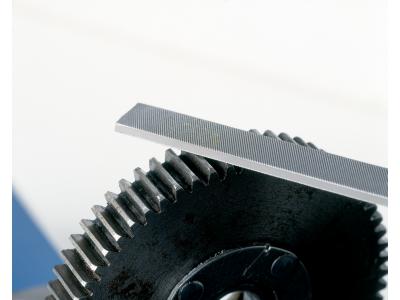 Pilnik płaski do metalu 200 mm #2 Ergo Bahco (nr kat. 1-100-08-2-2)