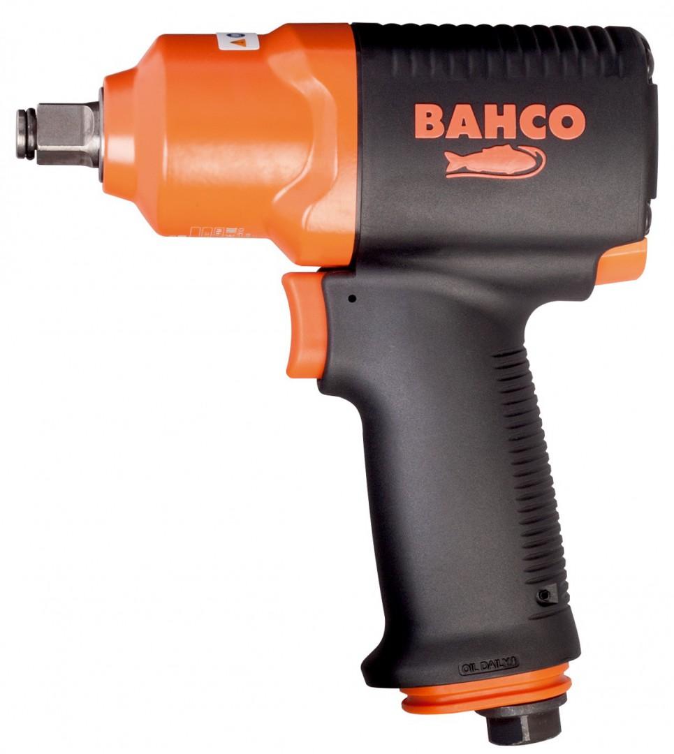 """Pneumatyczny klucz udarowy 1/2"""" 624 Nm Bahco (nr kat. BPC814)"""