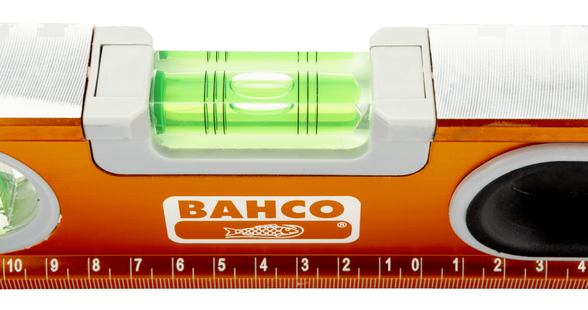 Poziomica 800 mm aluminiowa, anodowana Bahco (nr kat. 466-800)