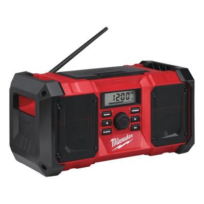Radio akumulatorowe M18 JSR-0 JOBSITE MILWAUKEE (nr kat. 4933451250)