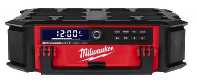 Radio akumulatorowe PACKOUT M18 PRCDAB+-0 MILWAUKEE (nr kat. 4933472112)