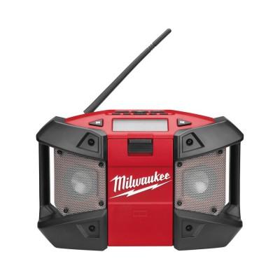 Radio budowlane akumulatorowe M12C12 JSR MILWAUKEE (nr kat. 4933416365)