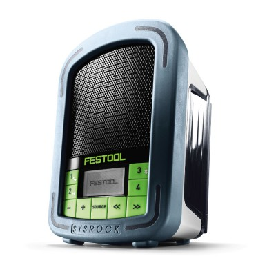 Radio budowlane SYSROCK BR 10 FESTOOL (nr kat. 200183)