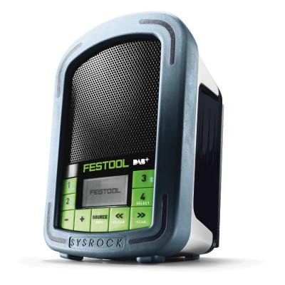 Radio cyfrowe SYSROCK BR 10 DAB+ FESTOOL (nr kat. 202111)