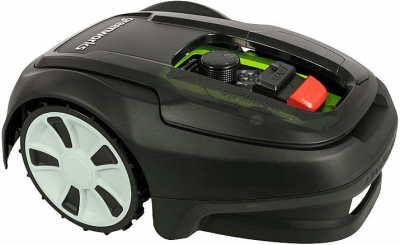 Robot koszący optimow® 4 do 450 m2 Greenworks (nr kat. 2513207)
