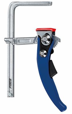 Ścisk dźwigniowy 12 cm do szyny TPAL Piher (nr kat. P30810)