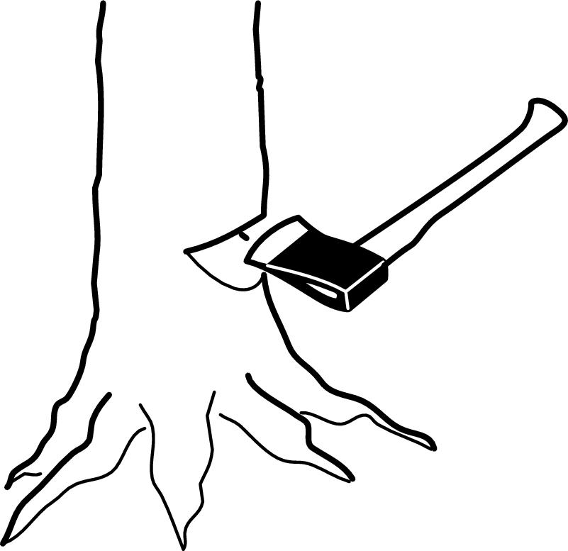 Siekiera 2480 gramów Bahco (nr kat. FGS-1.8-810)