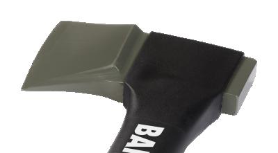 Siekiera do rozłupywania 980 gramów Bahco (nr kat. SUC-0.7-450)