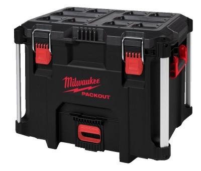 Skrzynia narzędziowa XL PACKOUT MILWAUKEE (nr kat. 4932478162)