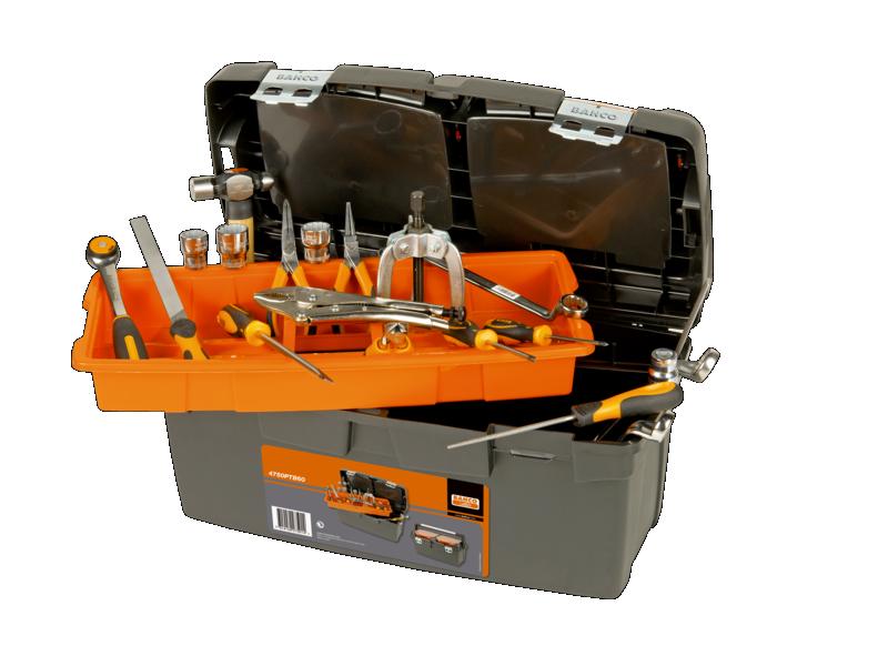 Skrzynka narzędziowa 600 x 305 x 295 mm Bahco (nr kat. 4750PTB60)