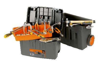 Skrzynka narzędziowa 630 x 290 x 470 mm BAHCO (nr kat. 4750PTBW47)