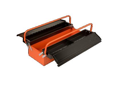 Skrzynka narzędziowa metalowa 3 cz. Bahco (nr kat. 1497MBF350)
