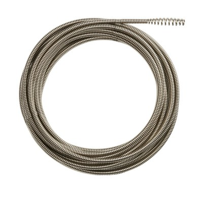 Spirala 10 mm x 10,5 m końcówka prosta do M18PF MILWAUKEE (nr kat. 48532675)