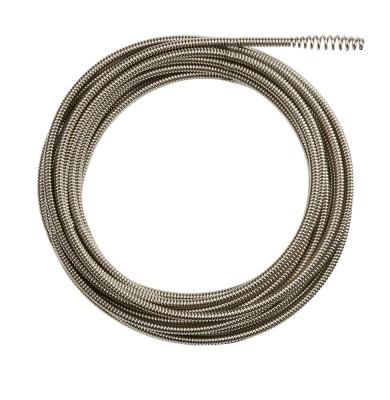 Spirala 8 mm x 10,5 m końcówka prosta do M18PF MILWAUKEE (nr kat. 48532673)
