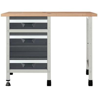 Stół warsztatowy 113cm No. 1 WOLFCRAFT (nr kat. WF8060000)