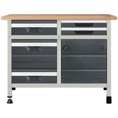 Stół warsztatowy 113cm No. 4 WOLFCRAFT (nr kat. WF8063000)