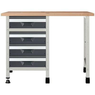 Stół warsztatowy 113cm No. 5 WOLFCRAFT (nr kat. WF8064000)
