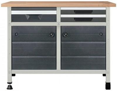 Stół warsztatowy 113cm No. 7 WOLFCRAFT (nr kat. WF8066000)