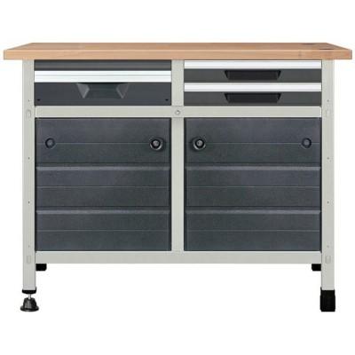 Stół warsztatowy 113cm No. 8 WOLFCRAFT (nr kat. WF8067000)