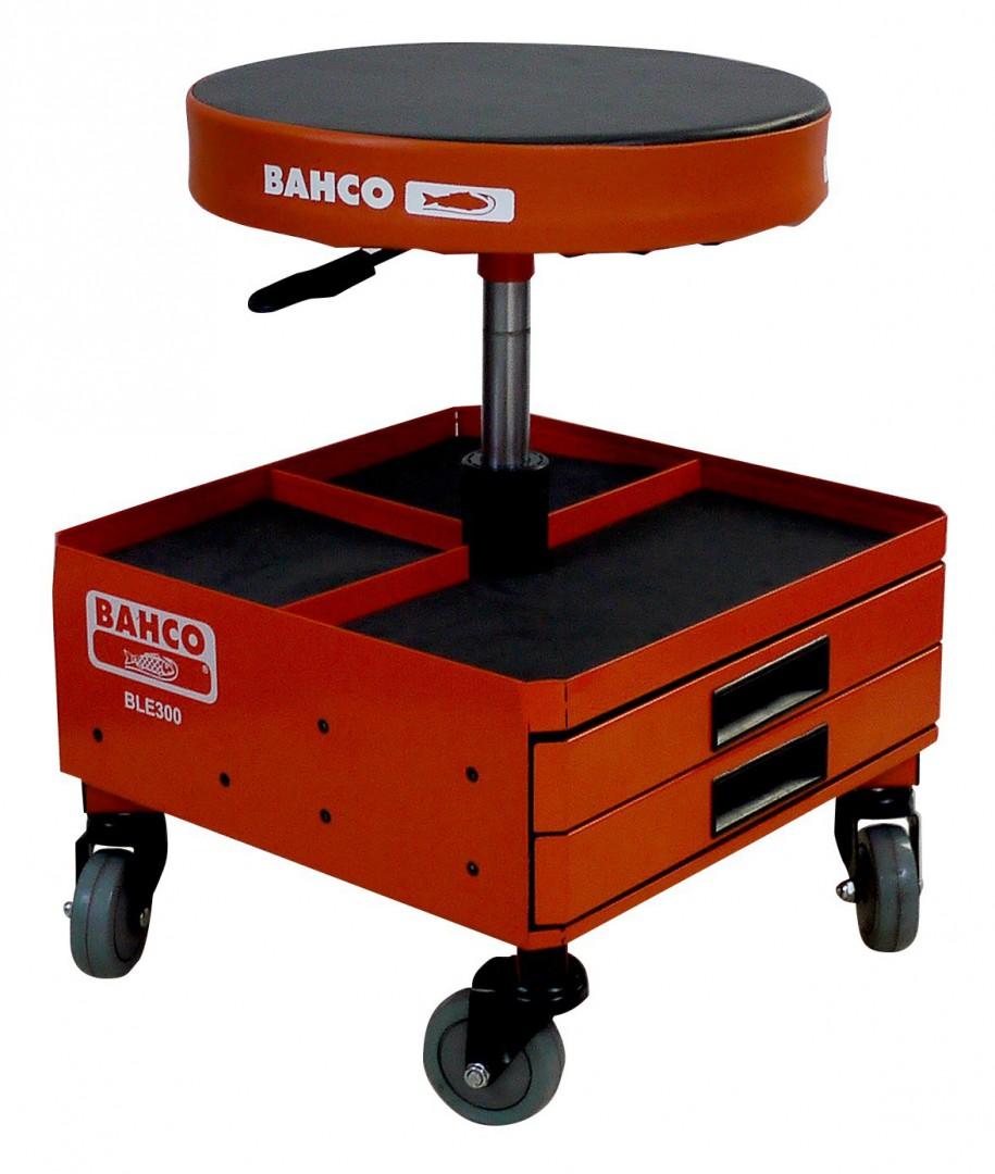 Stołek warsztatowy z szufladami Bahco (nr kat. BLE300)