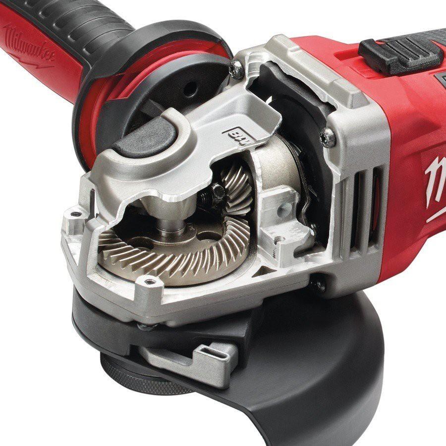 Szlifierka kątowa 125 mm akumulatorowa M18 CAG125X-0X MILWAUKEE (nr kat. 4933451439)