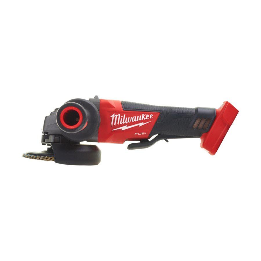 Szlifierka kątowa akumulatorowa 125 mm M18 CAG125XPD-0X MILWAUKEE (nr kat. 4933451441)