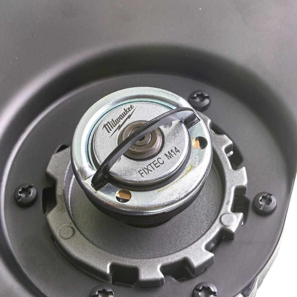 Szlifierka kątowa akumulatorowa 125 mm M18 FHSAG125XB-0 MILWAUKEE (nr kat. 4933471075)