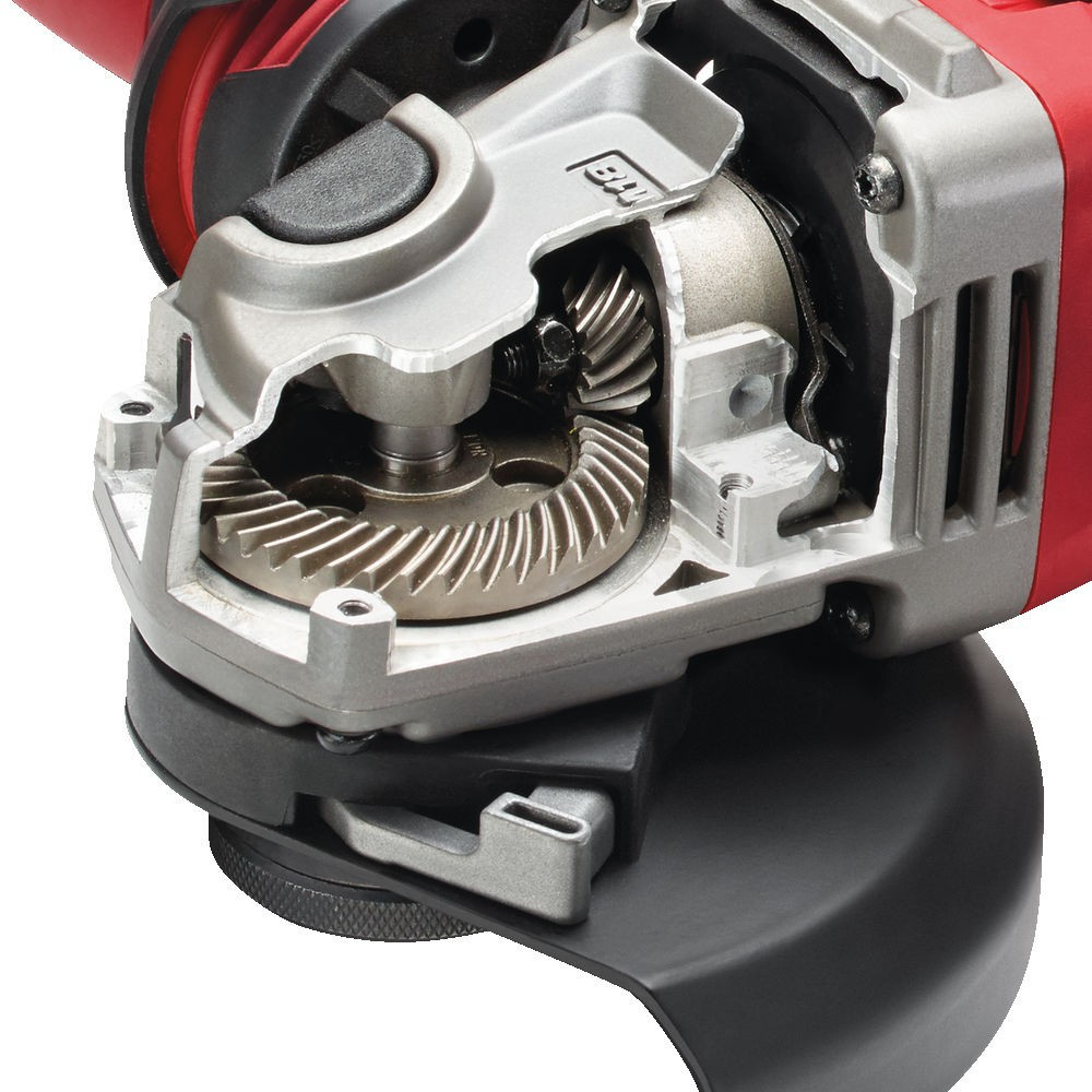 Szlifierka kątowa akumulatorowa 125 mm RAPIDSTOP™ M18 CAG125XPDB-502X MILWAUKEE (nr kat. 4933451544)