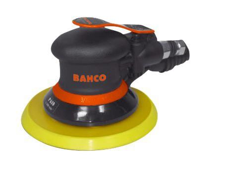 Szlifierka pneumatyczna mimośrodowa 150 mm skok 2,5 mm Bahco (nr kat. BP610)
