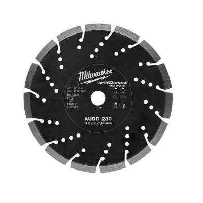 Tarcza diamentowa fi 230 mm SPEEDCROSS AUDD 230 MILWAUKEE (nr kat. 4932399826)