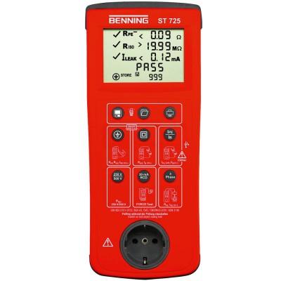 Tester urządzeń ST725 BENNING (nr kat. 050316)