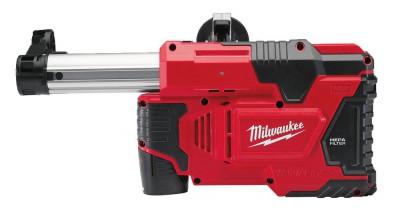 Uniwersalny odpylacz do młotowiertarek 43-59mm M12 DE-201C MILWAUKEE (nr kat. 4933440500)