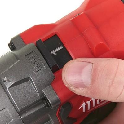 Wiertarko-wkrętarka akumulatorowa 135 Nm M18 FDD2-0X MILWAUKEE (nr kat. 4933464266)