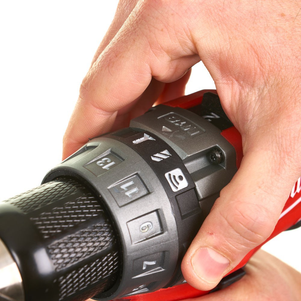 Wiertarko-wkrętarka akumulatorowa 135 Nm M18 ONEDD2-0X ONEKEY MILWAUKEE (nr kat. 4933464524)