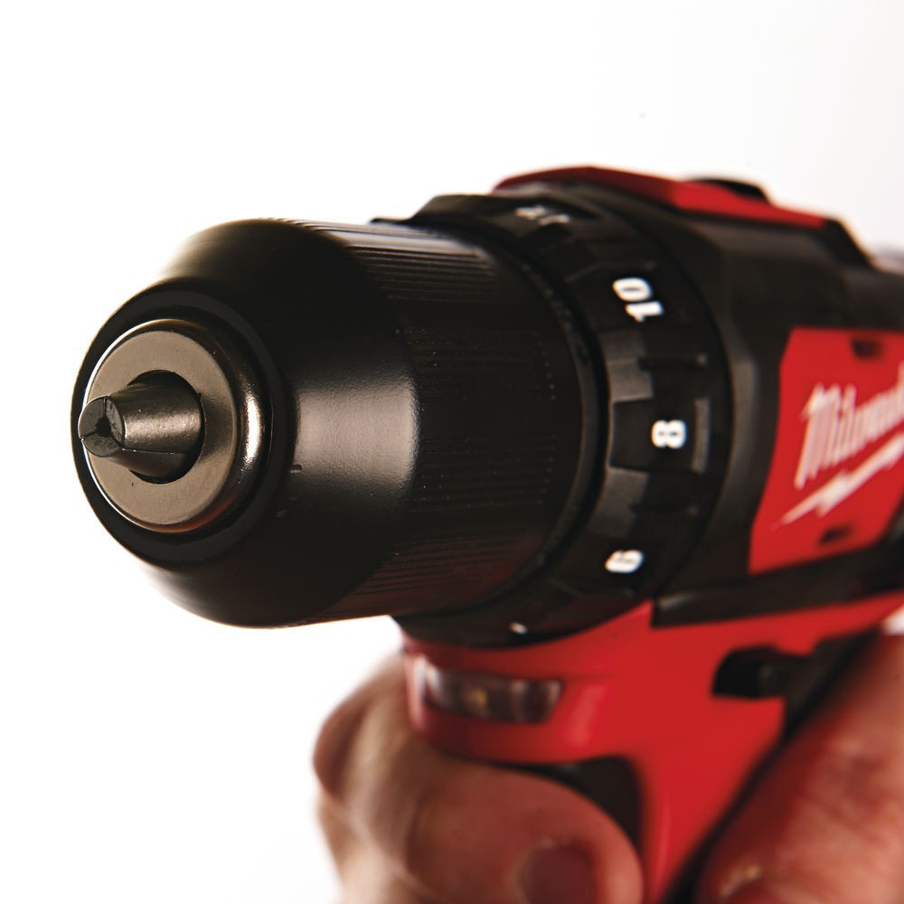 Wiertarko-wkrętarka akumulatorowa 30 Nm M12 BDD-202X MILWAUKEE (nr kat. 4933446040)