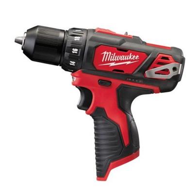 Wiertarko-wkrętarka akumulatorowa 38 Nm M12 BDD-0 MILWAUKEE (nr kat. 4933441930)