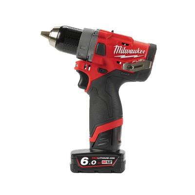 Wiertarko wkrętarka akumulatorowa 44 Nm M12 FDD-602X MILWAUKEE (nr kat. 4933459820)