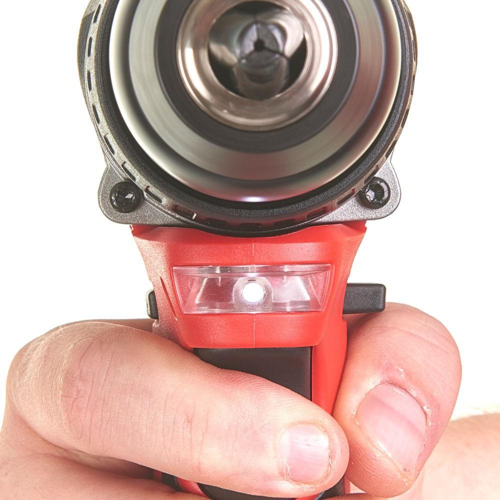 Wiertarko-wkrętarka akumulatorowa 60 Nm M18 CBLDD-0X MILWAUKEE (nr kat. 4933464555)