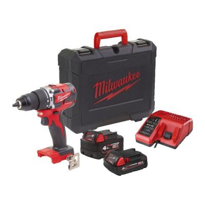 Wiertarko wkrętarka akumulatorowa 60 Nm M18 CBLPD-422C MILWAUKEE (nr kat. 4933472116)