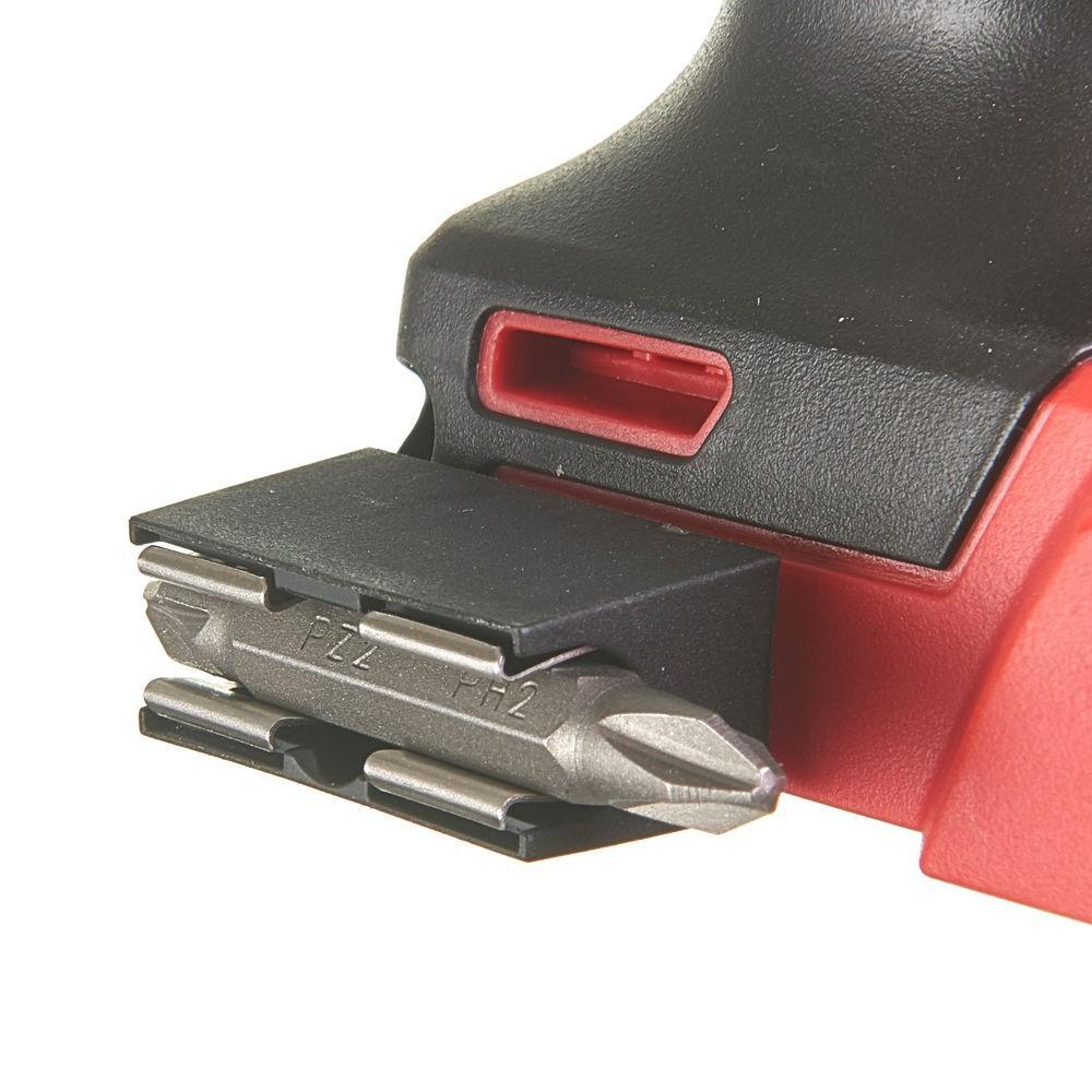 Wiertarko-wrkętarka akumulatorowa 82 Nm M18 BLDD2-402X MILWAUKEE (nr kat. 4933464559)